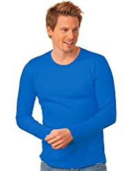 Trigema Langarm-shirt - Chemise - Homme