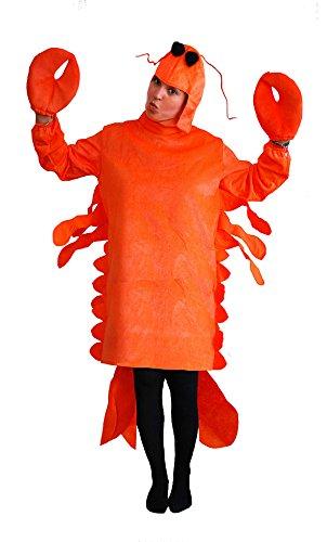 erwachsenes Kostüm Hummer (Hummer Kostüm)