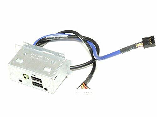 Dell C0094 Dimension 2400 300 4600 4700 I/O Front Panel Board Assembly USB Audio (Generalüberholt)