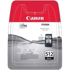 Canon PG-512XL High Yield Black Ink Cartridge -