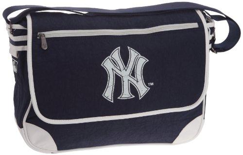 Major League Baseball Borsa Messenger, Blu (Navy) (Blu) - Mlx25147_Marine Blu (Navy)