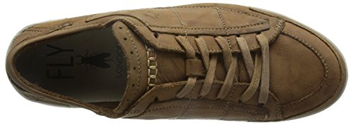 FLY London Tobi236fly, Sneakers Basses Homme Marron (Brown 001)
