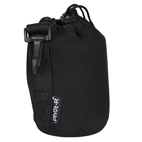 Caso Bag Phot-R Media 10x14cm molli spessi neoprene protettivo viaggio Custodia per DSLR Obiettivi