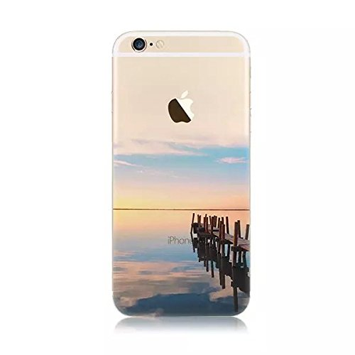 Vandot 1X 0.5MM 3D HD Esclusa Ultra Thin TPU Silicone + Hard PC Shell Matt Custodie per iPhone 5 5S Pattern Dipinto Protettivo Case Skin Back Cover Anti-dito Scratch Premium Shell Slim Bumper di Color Style 29