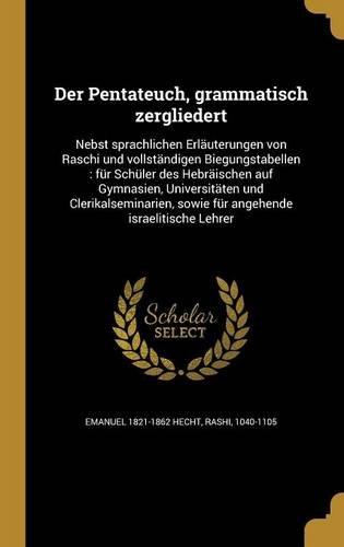 Preisvergleich Produktbild GER-PENTATEUCH GRAMMATISCH ZER