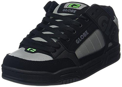 Globe Tilt, Chaussures de Skateboard Homme Noir (black/grey Tilt)