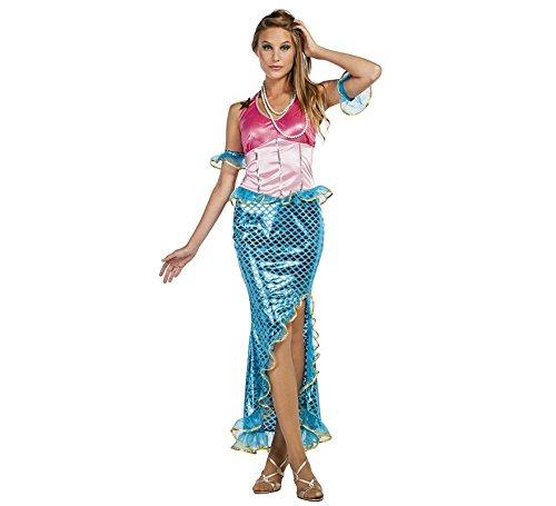 Imagen de disfraz de sirena para mujer