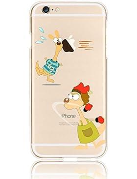 Vanki® Fundas iPhone 5S 5 SE, Suave TPU Funda Parachoques Funda Absorción de Impactos y Anti-Arañazos Case Cover...