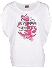 Kappa t-shirt à manches courtes pour femme tania