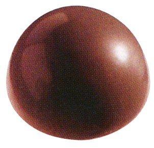 Moule en Silicone Moule à Chocolat en Polycarbonate 27,5 x 13,5 x 2,4 cm 12 pièces Professionnel, Transparent