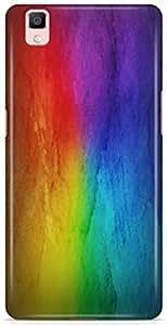 ksc sales New Premium Quality Designer Printed Hard Back Case Cover For Oppo R7s