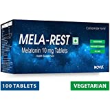 Carbamide Forte Sleeping Aid Pills Mela-Rest Melatonin 10mg (100 Veg Tablets)
