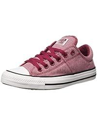 Converse Women's Cotton Rhubarb/White/Black Sneakers-5 UK/India (37.5 EU) (8907788164035)