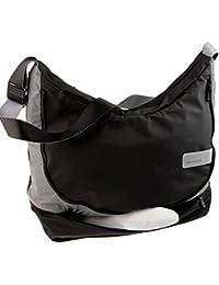 Mandarina Duck Switch ON XL Función hombro bolsa bag Black de gris 7qt05