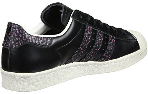 adidas Superstar 80s Schuhe Black/Off White