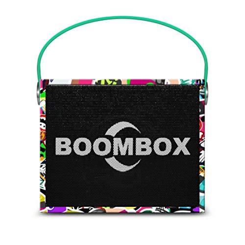 ZZRH, Drahtlose Bluetooth-Lautsprecher, aus Holz, Mini, tragbar, Outdoor-Produkte, Subwoofer, Karte, Handy, Kleine Stereoanlage, Unterstützung Einer Vielzahl von Multimedia-Audioeingang.