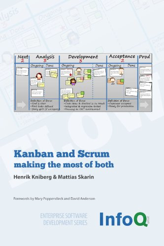 Kanban and Scrum - Making the Most of Both (Enterprise Software Development) por Henrik Kniberg