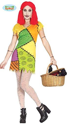 Imagen de disfraz de muñeca de trapo para mujer