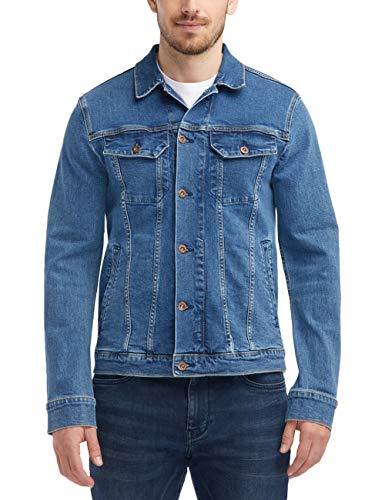 MUSTANG Herren Slim Fit Jeansjacke Jeans -