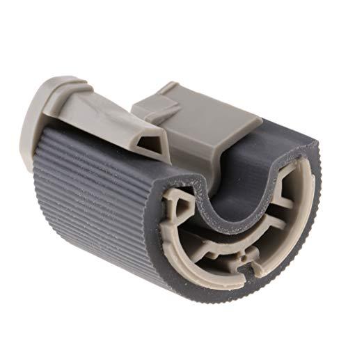 perfk Ersatzteil Einzugsrolle Paper Pick up Roller Blatteinzug-Roller für HP 2820/2500 Drucker, Ersatzteil für RB3-0160-000 -