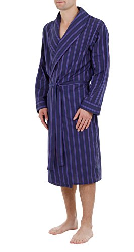 bown-of-london-mens-luxury-lightweight-dressing-gown-100-cotton-oporto-navy-stripe-medium