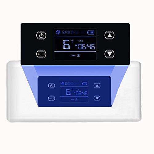 KJ4575 Insulina Refrigerada Caja Mini Portátil Hogar Refrigerado Nevera Recargable Pequeño Refrigerador...