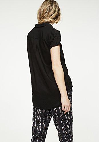 ARMEDANGELS Damen Tencel® Bluse - Hanneke - Black