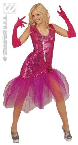 Paillettenkleid Sissy, Größe L (Teen Sexy Halloween Kostüme)