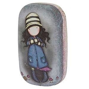 Santoro Gorjuss Mini Compact Case – Toadstools