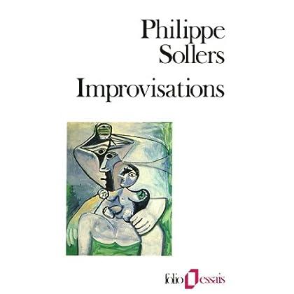 Improvisations (Folio Essais t. 165)