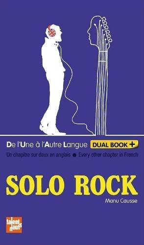 Solo rock par Manu Causse