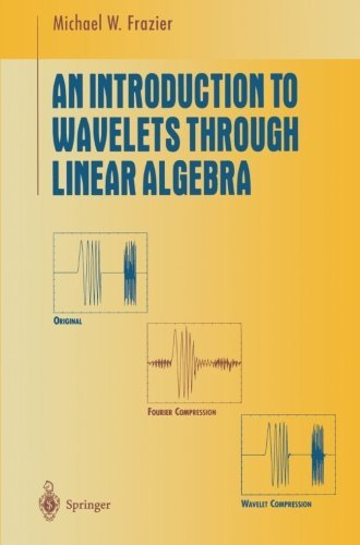An Introduction to Wavelets Through Linear Algebra (Undergraduate Texts in Mathematics) by M.W. Frazier (2014-04-15)