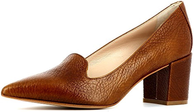 Evita scarpe Romina, Scarpe col Tacco Donna | Elegante e solenne  | Scolaro/Signora Scarpa