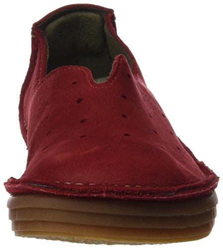 El Naturalista S.A Nf88 Damen Schuhe Rot (Tibet)
