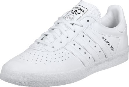 adidas 350, Chaussures de Fitness Homme, Blanc, 46 EU Blanc