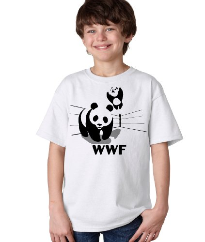 funny-wwf-world-wild-life-wrestle-fund-youth-unisex-t-shirt-wrestling-pandas-shirt