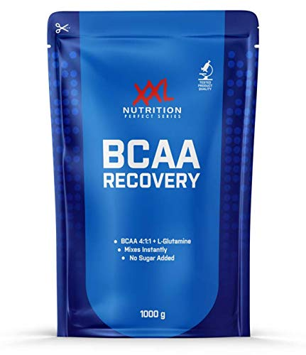 XXL Nutrition BCAA Recovery | 1000 Gramm Fruit Punch