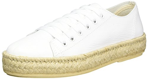 I love candieslaces - espadrillas donna, bianco (bianco), 36