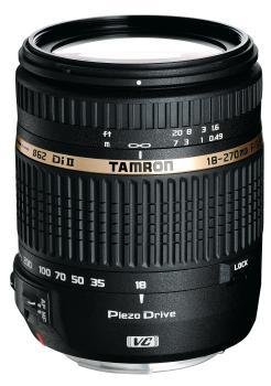 Tamron 18 270mm F 3 5 6 3 Di Ii Vc Pzd Objektiv Für Kamera