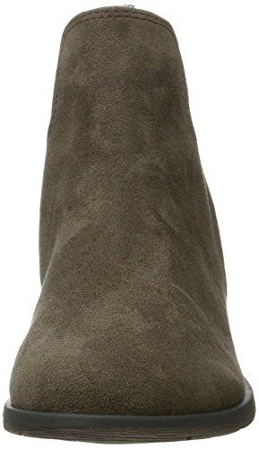 Marco Tozzi Damen 25321 Chelsea Boots Grün (Olive Comb)