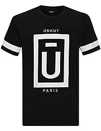 T-Shirt Unkut Concrete Noir