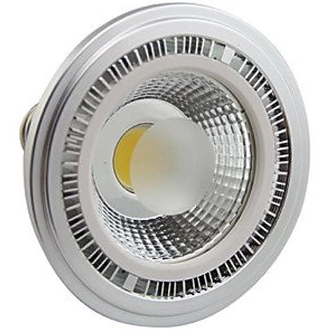 XMQC*Atenuable 111 E27 10W 1000 3000K Luz Lámpara LED Blanca (100-130 V)