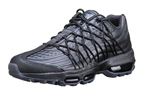 Nike 858965-001, Sneakers trail-running homme Noir