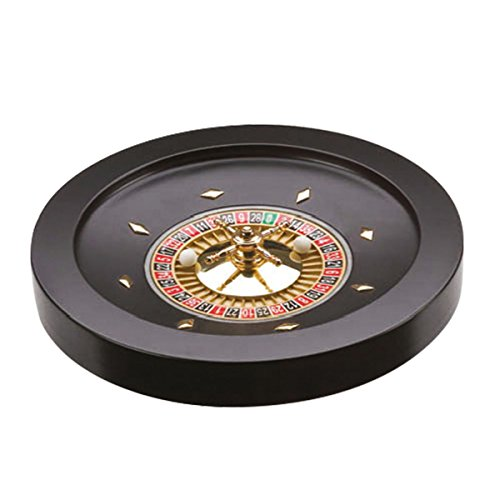 Hot 32055036cm Holz Roulette-Rad