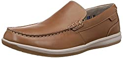 Clarks Mens Beige Loafers and Moccasins - 10.5 UK/India (45 EU)