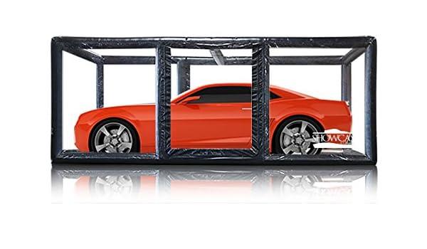 Car Capsule Showcase Vehicle Storage System 18 Feet Amazon Co