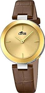 Lotus Minimalist 18484/2 Reloj de Pulsera para mujeres Momento Estelar de Diseño