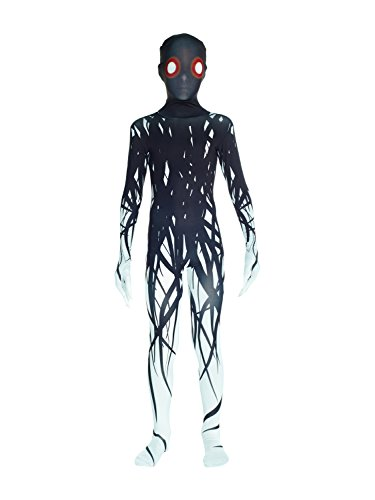 Morphsuits KLZAL - Kinder Zalgo Monster Morphsuits Childs Fancy Dress Costume, 135 cm - 152 cm, L, (Halloween Morphsuit)