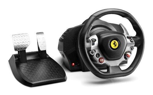 Guillemot 4468002 - TX RACING WHEEL FERRARI F458 ITALIA EDITION XB1/PC - Rock Star Racing