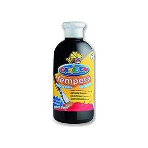 Carioca Témpera, Color Negro KO024/02